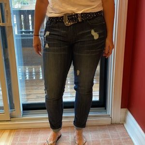 Vigoss denim jeans (LIGHTLY WORN)